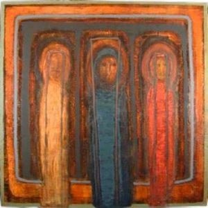 Three Marys Painting